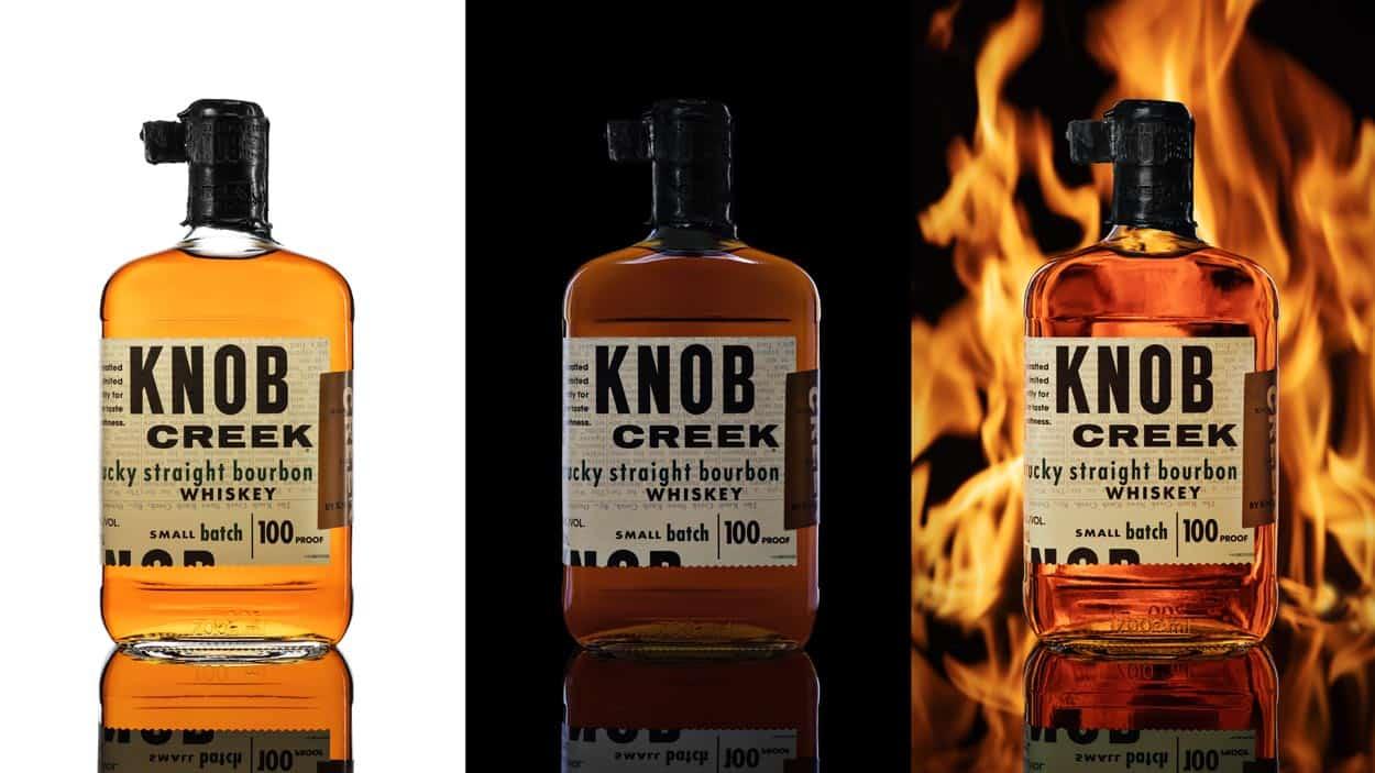 Produktfotografie Flasche